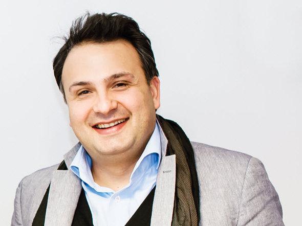Максим Берин. Фото из личного архива
