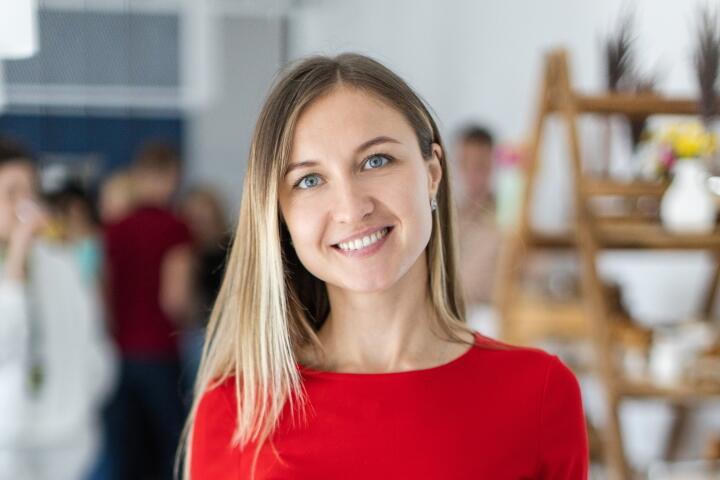 Валентина Коляда, руководитель HR-отдела Parimatch Belarus, фото предоставлено компанией