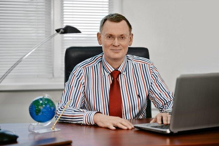 Михаил Дедунович. Фото из архива компании