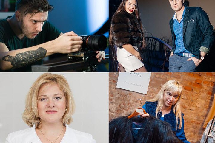 Юрий Сигай, Константин иКсения Кузнецовы, Елена Герасимович, Елена Чайкова