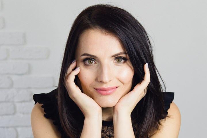 Марина Карпович. Фото из личного архива