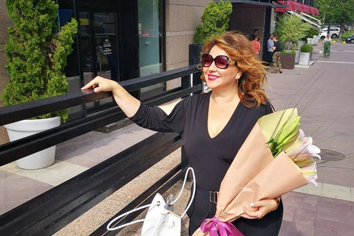 Наталья Романова. Фото из личного архива