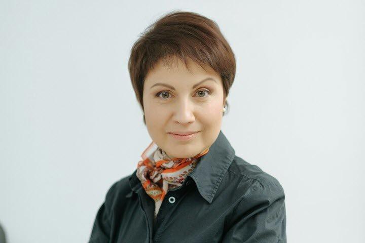 Наталья Крашевская. Фото из личного архива