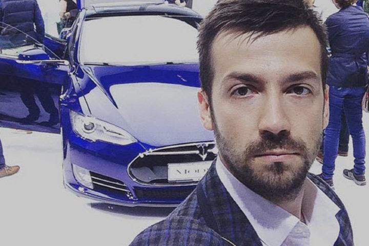 ФОТО: Tesla Model X покажут на конференции по автобизнесу 4 июня