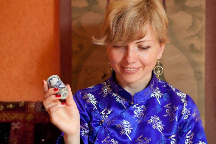 Алена Величко. Фото из личного архива