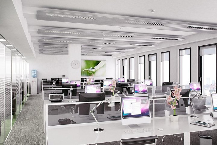Мониторинг арендных ставок и вакантности в бизнес-центрах Минска. Ноябрь, 2017