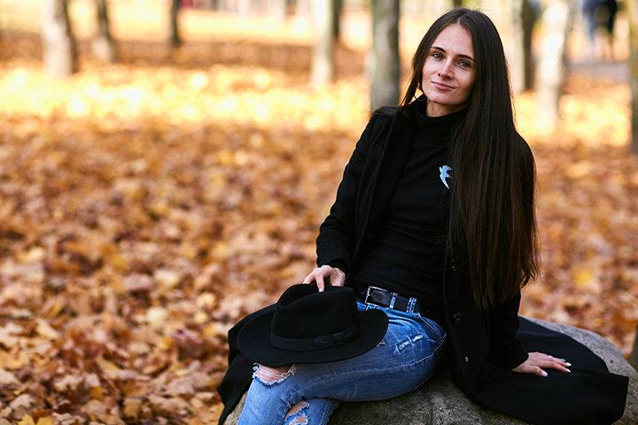 Алена Некрасова. Фото предоставлено автором