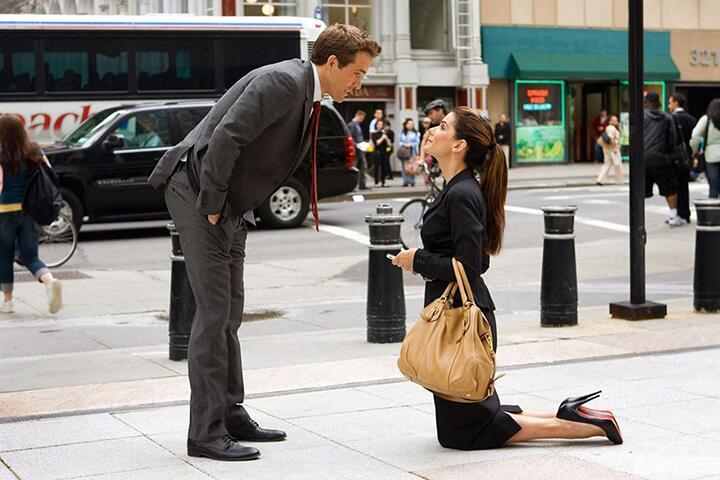 """Кадр из фильма """"Предложение"""". Фото с сайта brodude.ru"""