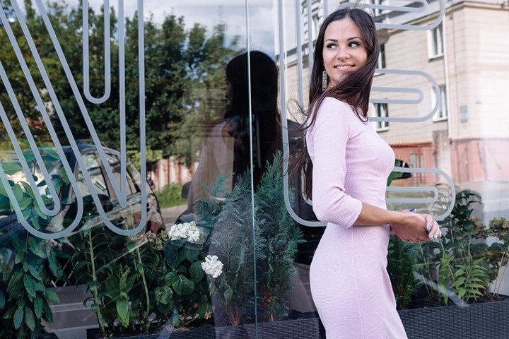 Полина Жарова. Фото из личного архива героини