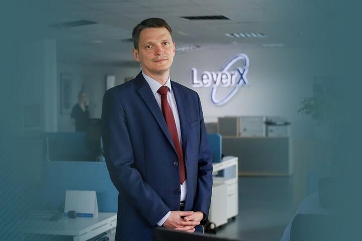 Илья Гируцкий. Фото: архив компании LeverX
