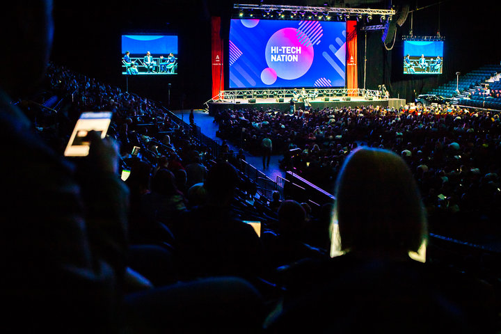 ФОТО: Курпатов, Прокопеня, Ян, Цукер – и другие звезды на HI-TECH NATION 2019. Уже скоро!
