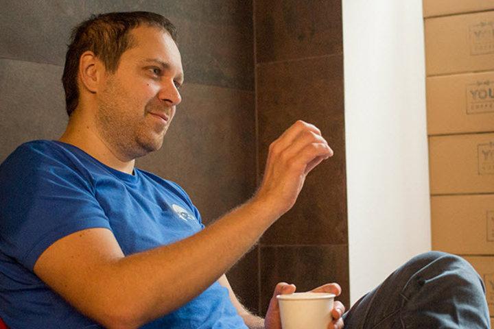 ФОТО: Юрий Мельничек: Мы хотим, чтобы «мозг муравья» появился в телефоне