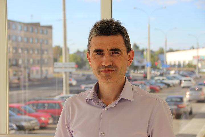 Александр Юреня, директор ЗАО «Брестский научно-технологический парк».