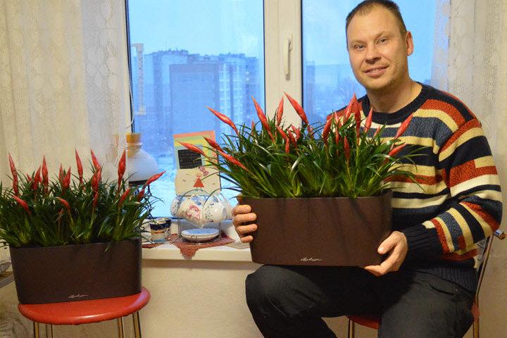 Андрей Шемет. Фото из личного архива