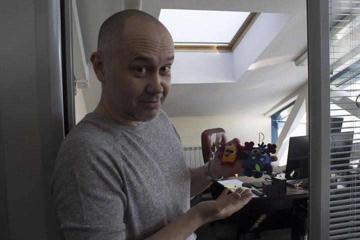 Василий Волков. Фото из личного архива