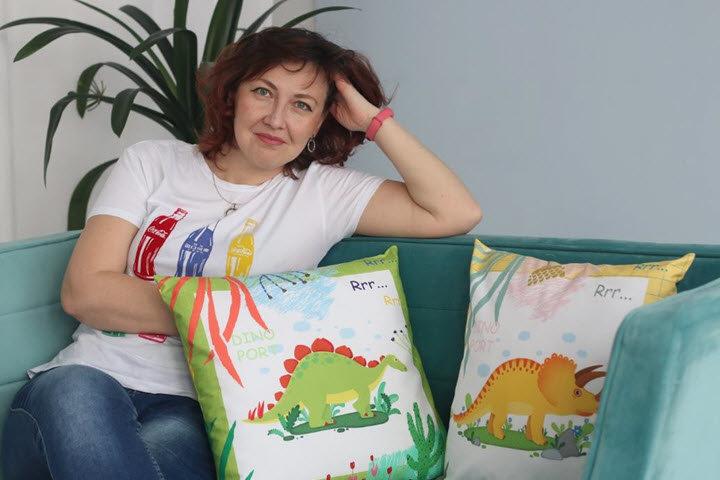 Наталья Метановская. Фото из личного архива