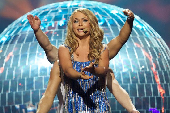 Алена Ланская. Фото с сайта gofugyourself.com