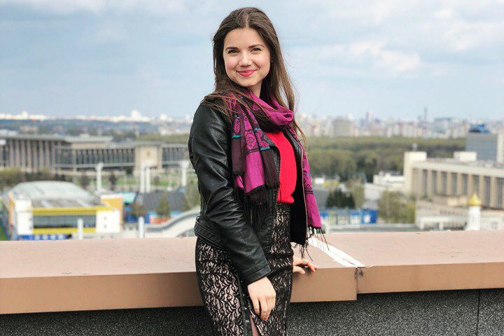 Валерия Мороз. Фото из личного архива