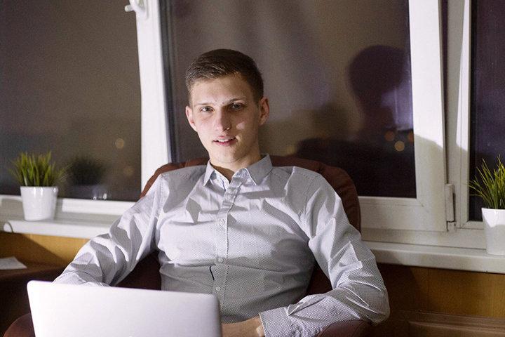 Фото со страницы Владислава Гайворонского во ВКонтакте