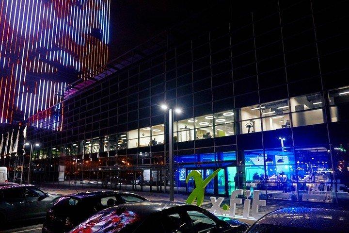 ФОТО: Самая дорогая функциональная станция в РБ – в Минске открывается фитнес-клуб X-Fit