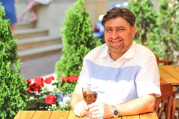 Вадим Костенко. Фото из личного архива