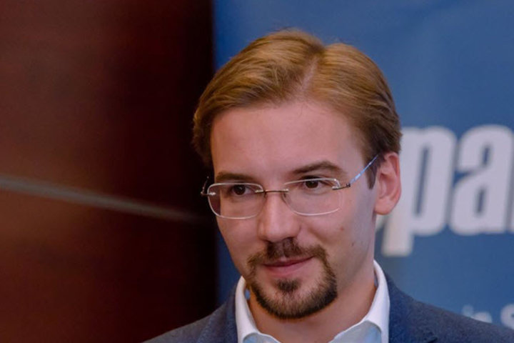Александр Савельев, фото с личной страницы в Фейсбуке