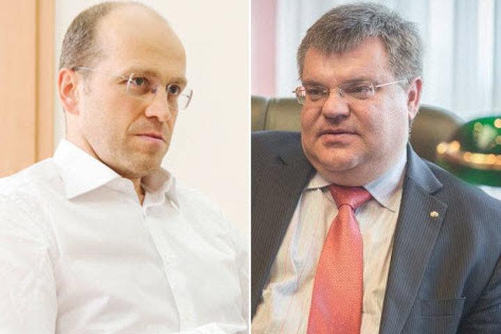 Встреча Про бизнес. Валентин Байко – Виктор Бабарико (видео)