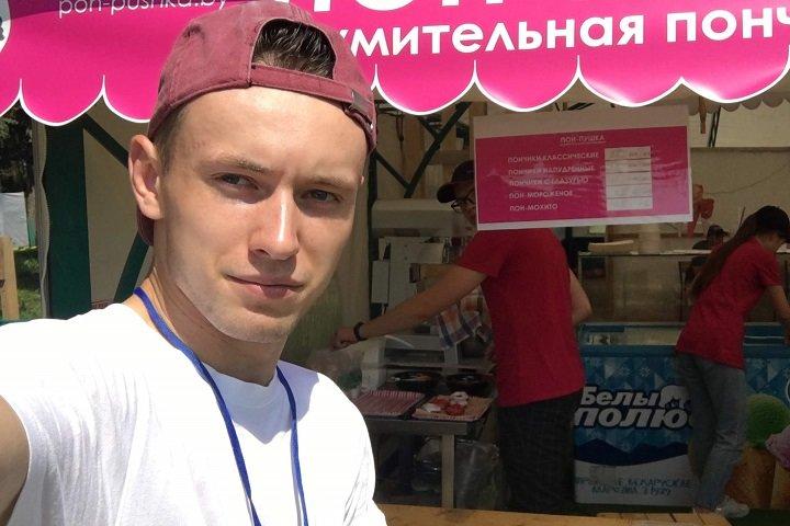 Алексей Шпадарук. Фото из блога Алексея