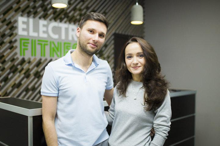 Денис и Алина Лабунец. Фото из личного архива