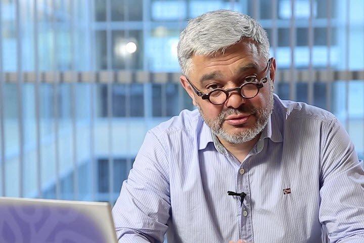 Владимир Маринович. Фото из личного архива
