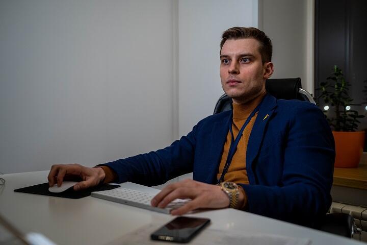 Владимир Буйвидис. Фото из архива компании