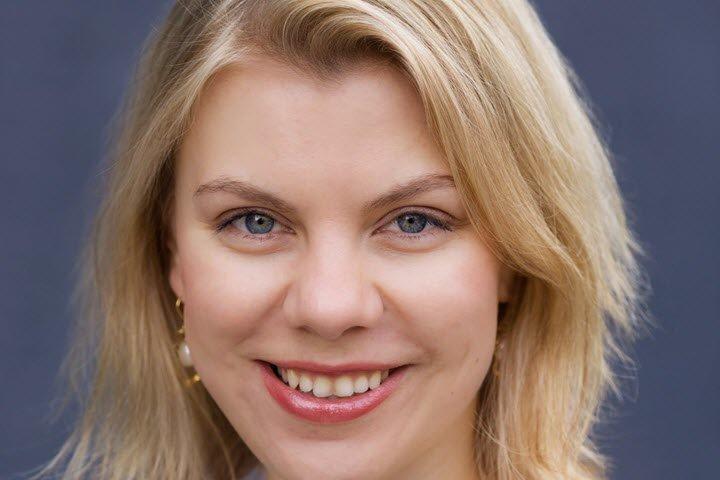 Марина Ситюгина. Фото из личного архива