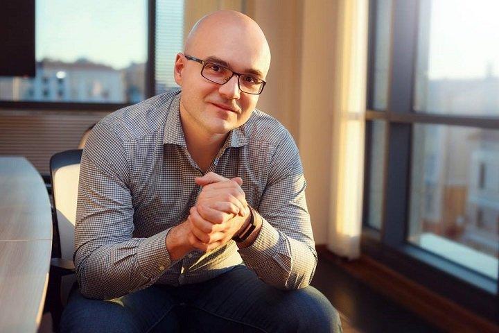 Виктор Прокопеня, фото из личного архива