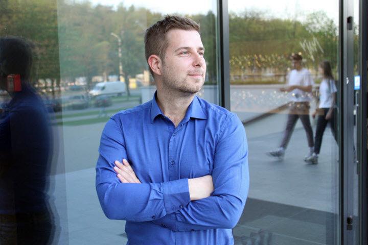 Вячеслав Жадан. Фото предоставлено автором