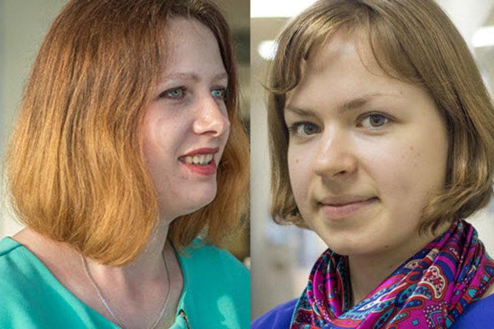 Татьяна (слева) и Алена (справа). Фото: Алексей Пискун, probusiness.by