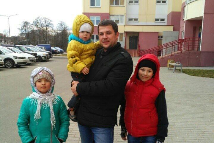 Александр Абрамов. Фото из личного архива
