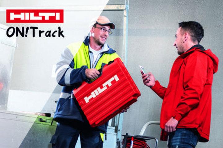 ФОТО: На новый уровень эффективности – с Hilti ON!Track