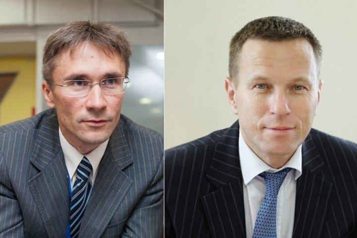 Встреча Про бизнес. Андрей Жишкевич – Сергей Метто (видео)
