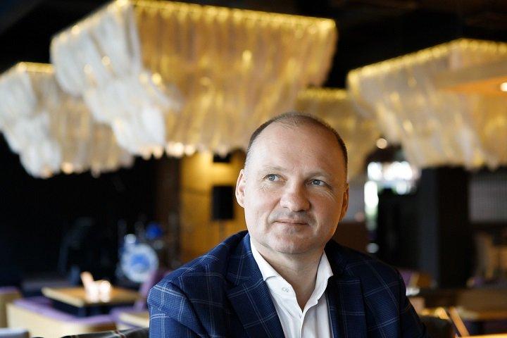 Сергей Пушной. Фото из личного архива