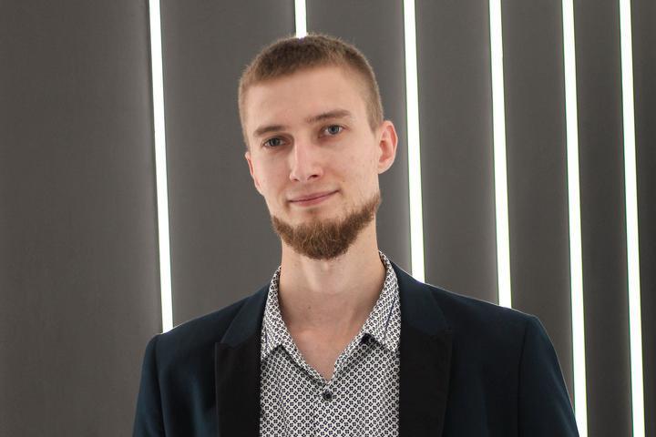 Дмитрий Талайкин. Фото предоставлено автором