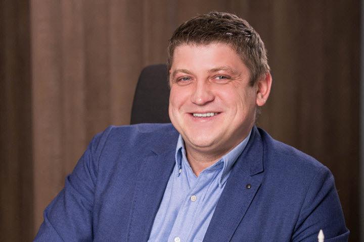 Виталий Станкуть. Фото из архива компании Itransition