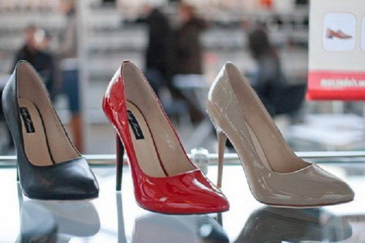 ФОТО: Обувь оптом на выставке Экспошуз 2-5 октября в Минске!