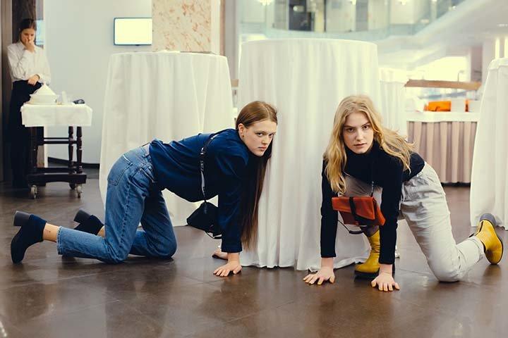 Фото со страницы бренда SINTEZIA в ВК