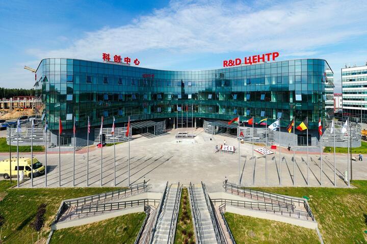 ФОТО: «Офис, команда, производство — все в одном месте»: в Беларуси создается техногород для hardware-стартапов