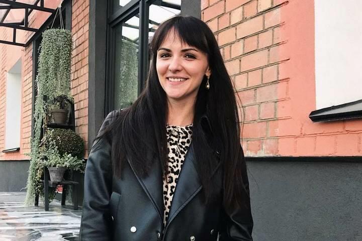 Виолетта Данильчик, фото из личного архива