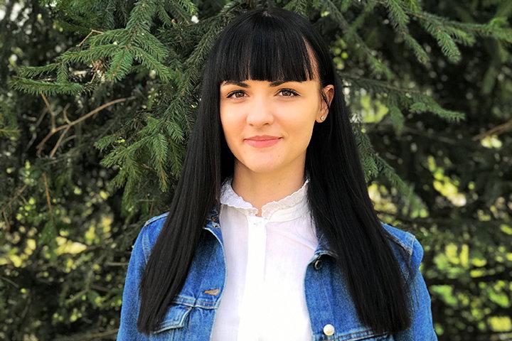 Виолетта Данильчик. Фото из личного архива