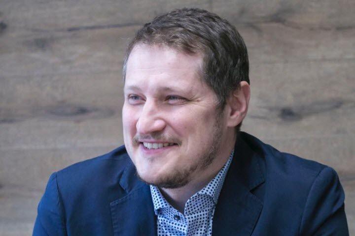 Игорь Мацкевич. Фото из личного архива