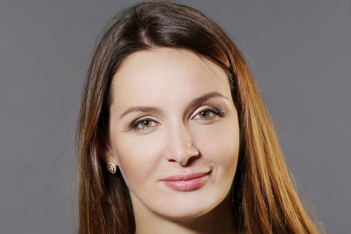 Оксана Рапацевич. Фото из личного архива