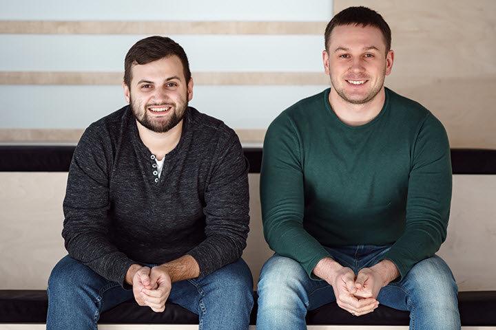 Тимур Латфулин и Иван Авдеюк. Фото: Глеб Соколовский
