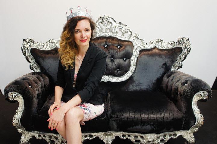 Татьяна Романчук. Фото: Диана Каленик